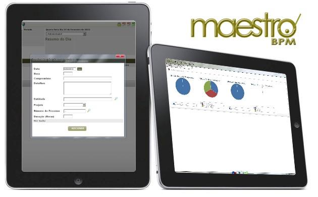 Maestro BPM já opera em tablets e apresenta novidades em ...