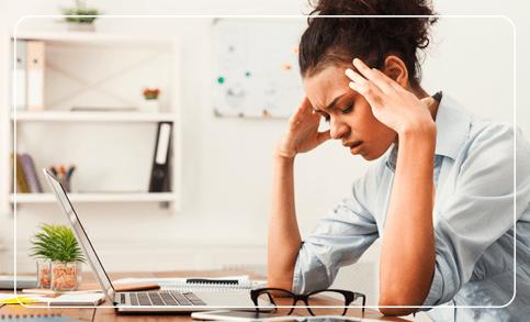 Superar o estresse, emoções e tensão no ambiente de trabalho