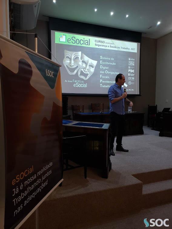 Treinamento eSocial Dr. Gustavo Nicolai