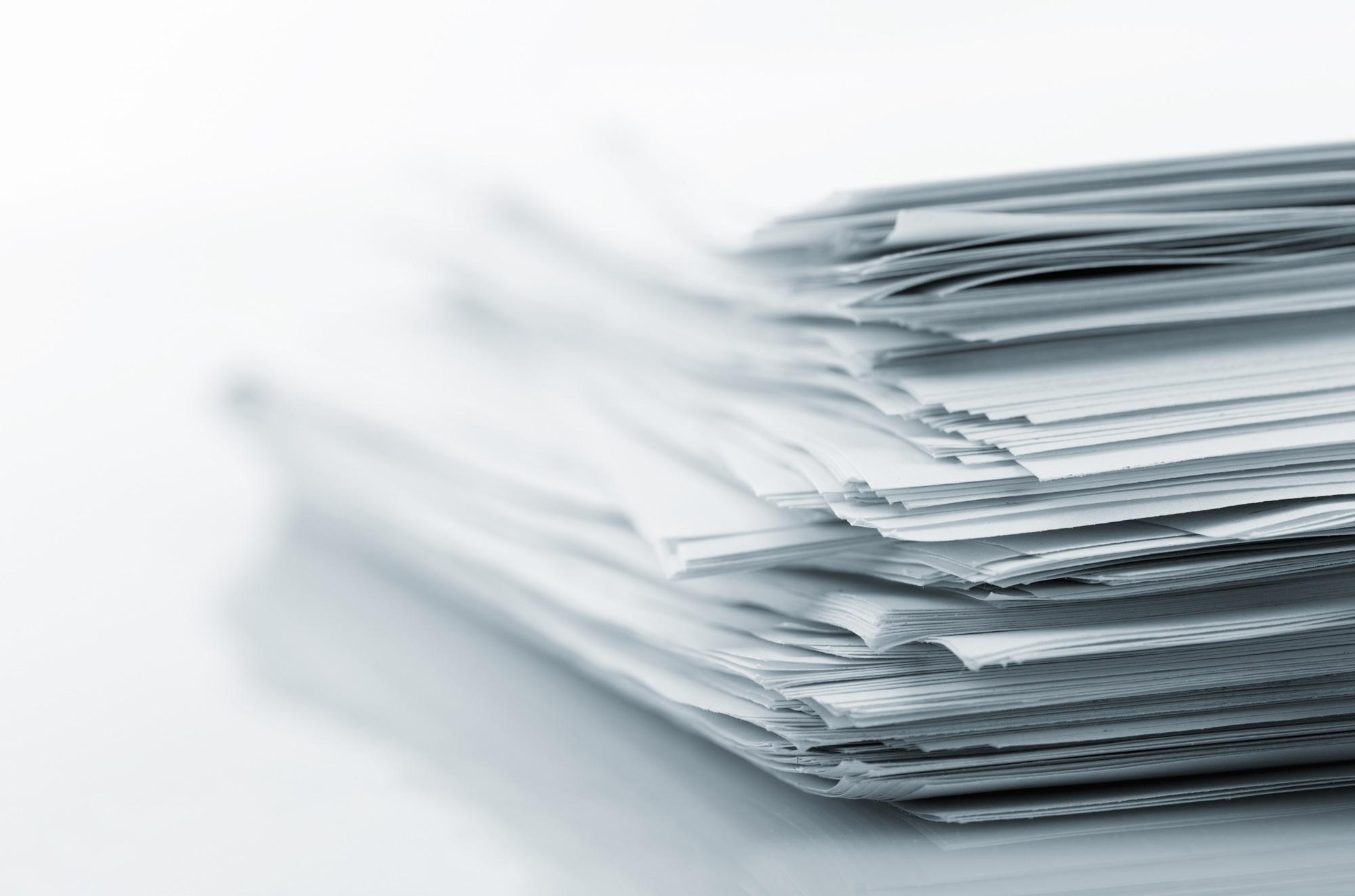 Conheça as vantagens da guarda eletrônica de documentos de SST