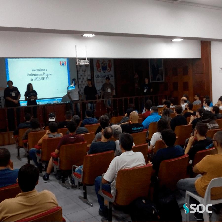 SOC participa do Arduino Day realizado na Unisanta em Santos (4)