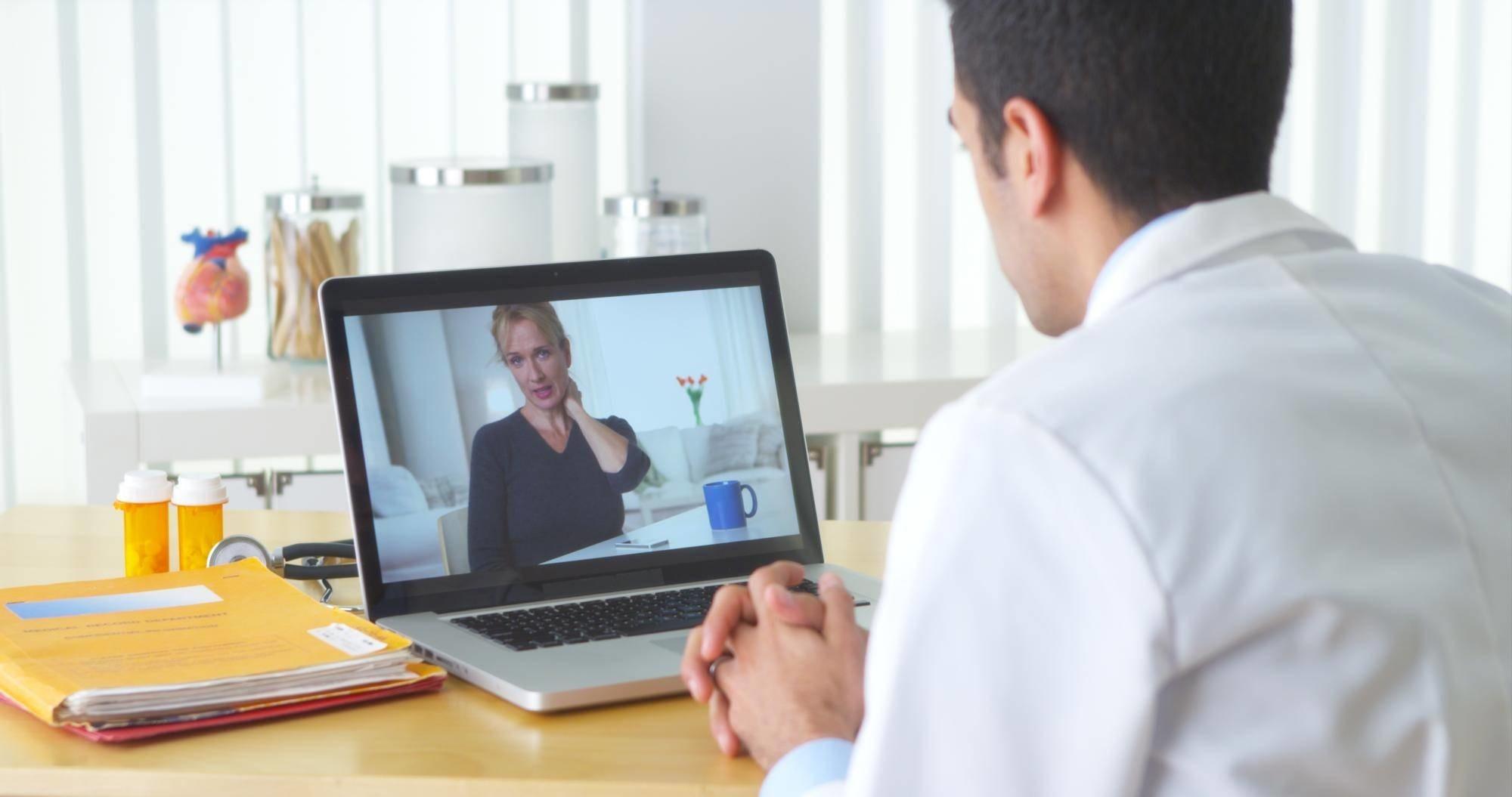 Telemedicina: benefícios da videochamada para atendimento médico